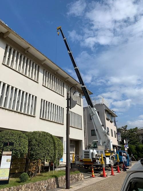 岸和田市職員会館改修