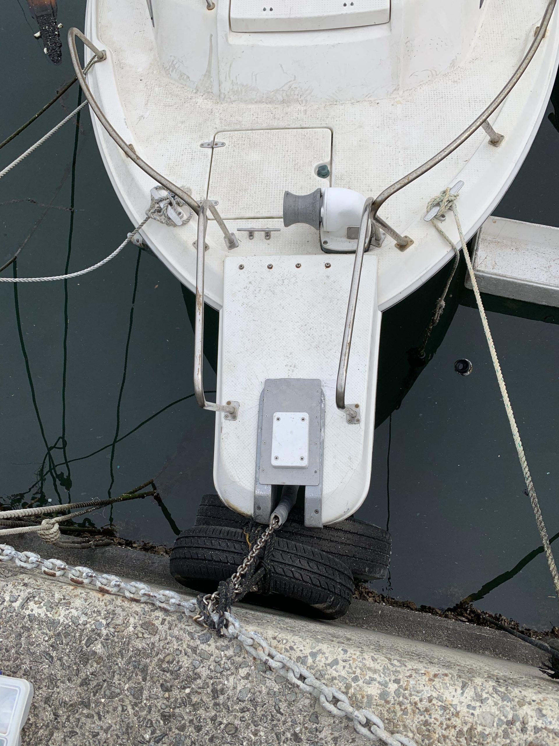 船オートパイロット