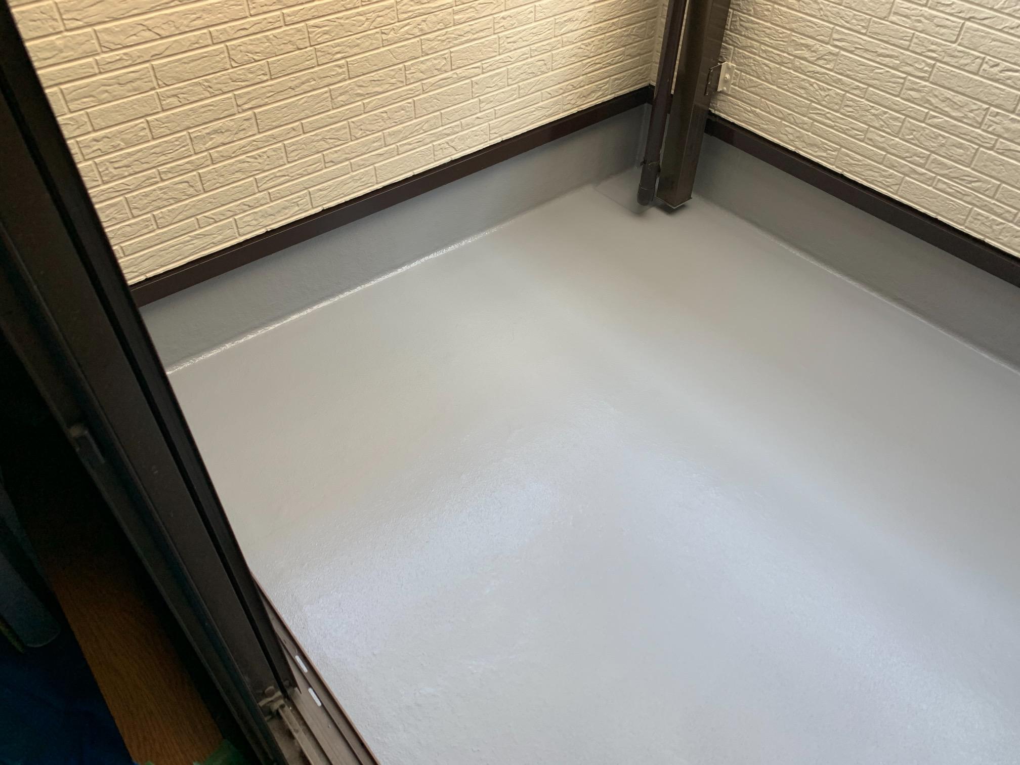 堺市 N様邸 ベランダ改修工事